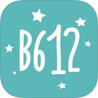 B612 Beauty Filter Camera By Snow Inc Logo Aplikasi Fotografi Aplikasi