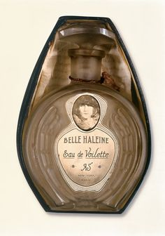 Belle Haleine. Eau de Voilette, 1921 by Marcel Duchamp.