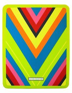 Chevron iPad Cover by Jonathan Adler