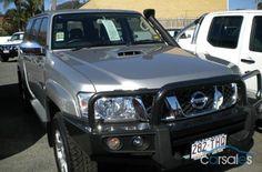 2012 Nissan Patrol GU 8 ST