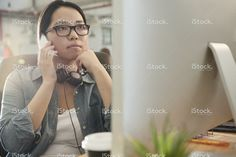 Getting in touch with a client stock photo 56391624 - iStock