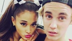 Ariana Grande, Justin Bieber Tease 'What Do You Mean' Remix After Bieber Denied Grande Collab Rumors  Read more at: http://www.inquisitr.com/2504239/ariana-grande-justin-bieber-tease-what-do-you-mean-remix-after-bieber-denied-grande-collab-rumors/  #arianagrande #justinbieber #arianators #beliebers #purpose #whatdoyoumean #music