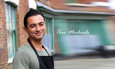Official Website of Theo Michaels