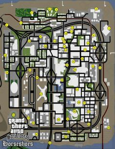 25 Best Gta map images in 2018   City maps, Videogames, Bing