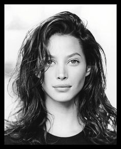 Christy Turlington is a Super Model from El Salvador. She's modeled for companies such as Maybelline, Calvin Klein, and Chanele