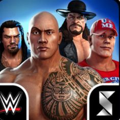 WWE Champions Free Puzzle RPG Released - Now Available On Google Play - http://appinformers.com/now-google-play-wwe-champions-free-puzzle-rpg/6084/