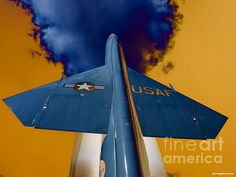 Boeing Cim-10a Bomarc Blast Off By Jfantasma Photography