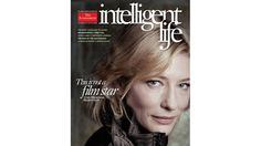 """Intelligent Life is published by The Economist, which """"...isn't a ladymag, where we've come to expect flawlessness. There's hard news here, which means readers can take the truth of a few wrinkles...It's a curious sign of the times that this has become something to shout about."""""""