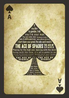 ace of spades lyrics