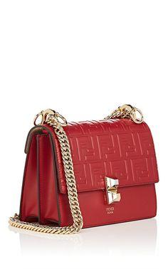 Fendi Kan I Bolso bandolera de cuero pequeño # gardengarden Fall Handbags, Prada Handbags, Tote Handbags, Purses And Handbags, Cheap Handbags, Soft Leather Handbags, Leather Purses, Leather Bags, Luxury Bags