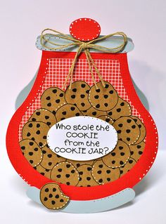 Who stole the cookie from the cookie jar? by reaster