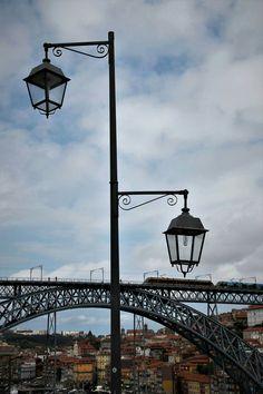 Porto Portugal, Gaia, Utility Pole, Places, Beautiful, Lugares