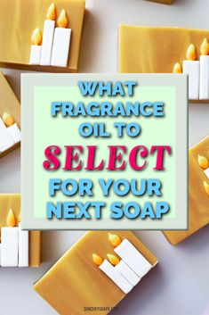For many soap makers scenting soap is a the holy grail. Along the way toward that holy grail, there are lots of tricky business. Knowing what appeals to one soap maker can help you make a decision. #soap fragrance #soap fragrance combinations #soap fragrance ideas #best soap fragrance #natural soap fragrance #soap fragrance oils #Fragrance Oil #diy soap #soap making #best fragrance oils for soap #diy fragrance oil for soap #fragrance oils for soap making #how to make fragrance oil for soap