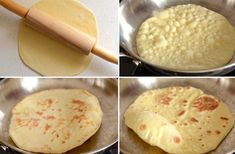 Chlebové placky bez kvasníc - jednoduchý a rýchly recept. Romanian Food, Romanian Recipes, Healthy Cooking, Recipies, Food And Drink, Pizza, Cheese, Cake, Drinks