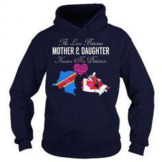 Mother Daughter - Congo DRC - Canada