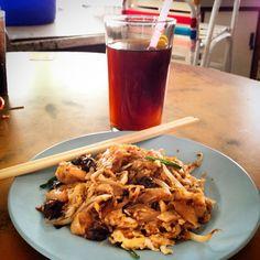 Penang Ah Long Fried Kuey Teow