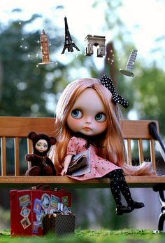 The Little Traveler ~ Voodoolady