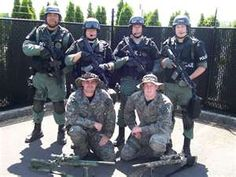 Albany Police SWAT Team
