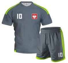 LIGA REAL 2015/16 Auswärts Fußballbekleidung mit Wunschnamen und Wunschnummer