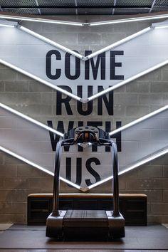 Nike Chicago • Retail Design • Jessica Davis                                                                                                                                                                                 More