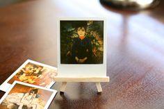 """Henri de Toulouse-Lautrec's """"Justine Dieuhl"""" - Polaroid Picture"""