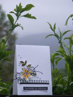 Kaartjie kreatief / Cards creative: DT call card