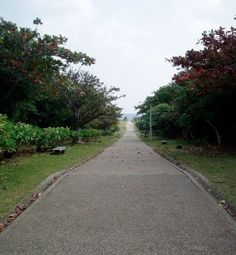 places to run in okinawa