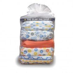 Thirsties Ocean collection - available in gorgeous gift packs with a free board book included!