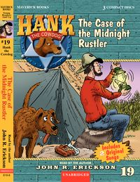 Ever read about the time rustlers tried to steal cattle from the Hank's ranch? It's a great story, and the audiobook version is a can't-miss!!