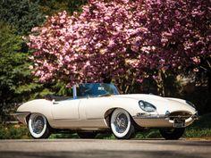 1963 Jaguar E-Type Series I 3.8 Roadster | Monterey 2013 | RM AUCTIONS