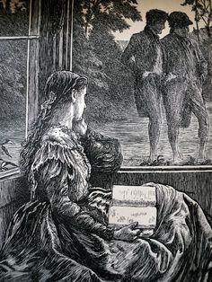 Cornhill magazine 1864.