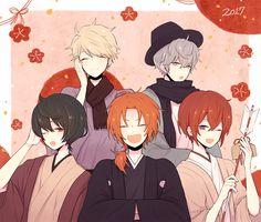 Star Character, Character Design, Akatsuki, Alice Anime, Sleepy Ash, Anime Kimono, Anime Group, Star Wars, Pastel Drawing