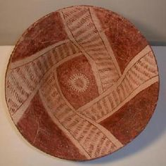 Sacaton Red-on-Buff 950-1125 A.D.