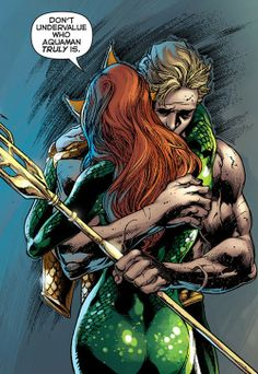 Aquaman Vol 7 # 13 - Art by Ivan Reis, Joe Prado, Julio Ferreira, & Rod Reis