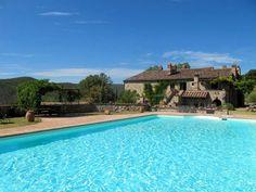 Traumhaftes freistehendes Ferienhaus für 6 Personen mit Panoramapool in Umbrien