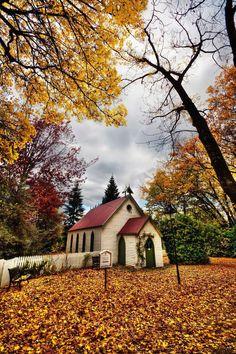 Arrowtown Kilisesi...