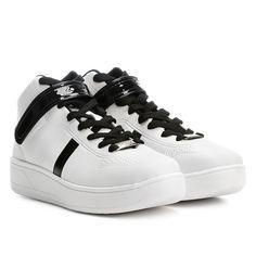 Compre Agora Tênis Cano Alto Moleca Velcro Feminino e muito mais em artigos  esportivos com preços 1ac5e980ef99d