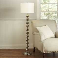 You'll love the Jovie Floor Lamp at Joss & Main - With Great Deals on all products and Free Shipping on most stuff, even the big stuff.