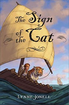 The Sign of the Cat by Lynne Jonell, http://www.amazon.ca/dp/B00Q20YELI/ref=cm_sw_r_pi_dp_CMWEvb1CWSYD3