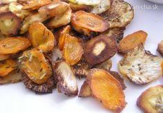 Zdravšia alternatíva pre tých, ktorí sú závislí na zemiakových chipsoch :-)