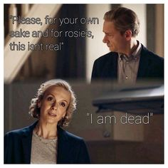 I admit, at the beginning of the episode I was pissed, thinking that he had already moved on to Elizabeth. Then when I heard her voice, I was shocked. Poor John<<<my EXACT thought process Sherlock Fandom, Sherlock Quotes, Sherlock John, Sherlock Holmes, The Science Of Deduction, The Lying Detective, Vatican Cameos, Mrs Hudson, Sherlolly