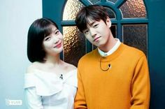 #RedVelvet #조이 #JOY • 170316 tvN 'The Liar and His Lover' V Cookie with Lee Hyun Woo