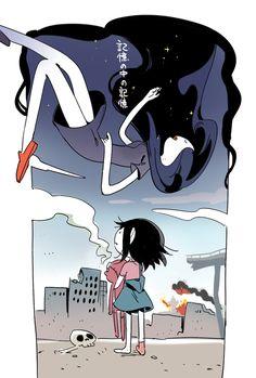 #AdventureTime #Marceline