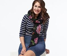 thredUP is the world's largest online thrift store where you can buy and sell high-quality secondhand clothes. We Wear, How To Wear, Geek Crafts, Stylish Plus, Consignment Online, Plaid Scarf, Second Hand Clothes, Must Haves, Thrifting