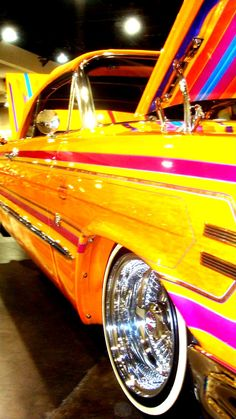 Low Storage Rates and Great Move-In Specials! Look no further Everest Self… Custom Paint Jobs, Custom Cars, Lo Rider, Garage, Sweet Cars, Car Painting, Chevrolet Impala, Cool Cars, Dream Cars