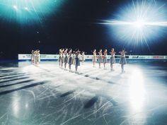 Team Unique performing at WCShanghai. Ice Skating, Skate, Concert, Unique, Concerts, Skating