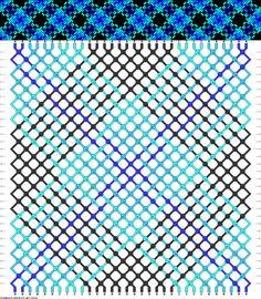 32 strings, 32 rows, 4 colors