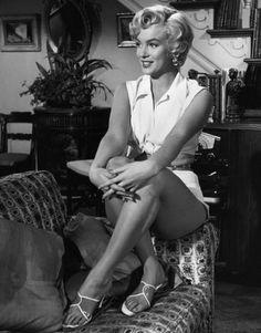 "Marilyn Monroe in ""The Seven Year Itch"" 1955"