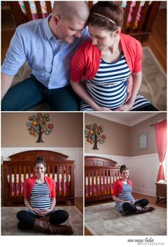 Life-style maternity session, Home maternity session, Winter maternity session - New Angus Studio