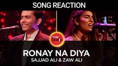 Sajjad Ali & Zaw Ali, Ronay Na Diya, Coke Studio Season 10, Episode 3   ...